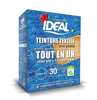 IDEAL MAXI «Все в Одном/Синие джинсы» для окрашивания джинсов, синяя, 350 г.