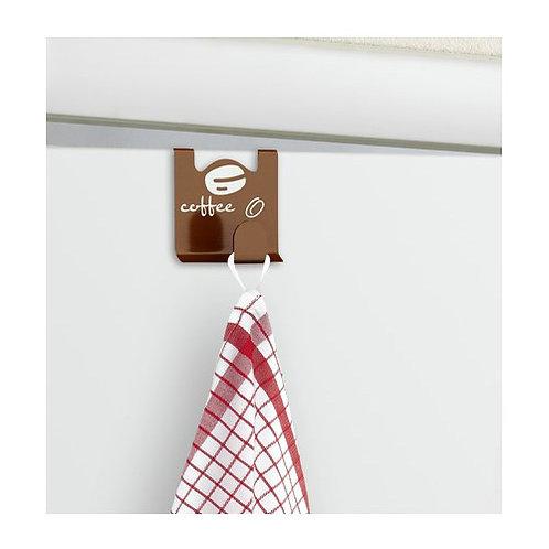 Wenko Coffee Закачалка за кухня и врата