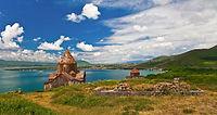 Монастырь Севнаванк в Армении