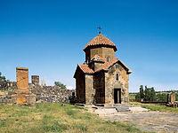 Церковь Кармравор в Армении