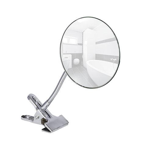 Wenko Clip Козметично огледало за баня (500%)