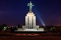 """Монумент """"Мать Армения"""" в Ереване"""