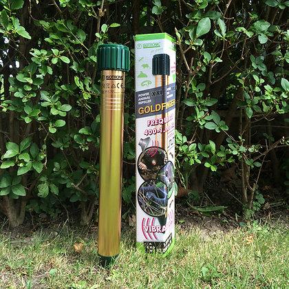 Ултразвуков уред срещу къртици, сляпо куче, мишки и змии