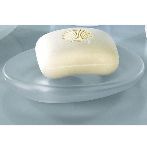 Wenko Pebbles White Поставка за сапун