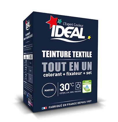 IDEAL MINI «Все в Одном» для окрашивания одежды и тканей, темно-синяя, 230 г.