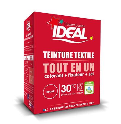 IDEAL MINI «Все в Одном» для окрашивания одежды и тканей, красная, 230 г.