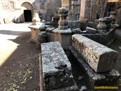 Монастырь Татев (внутри)