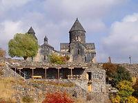 МонастырьТегер в Армении