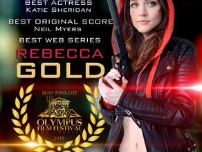 Rebecca Gold, awards