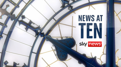 Sky News at 10
