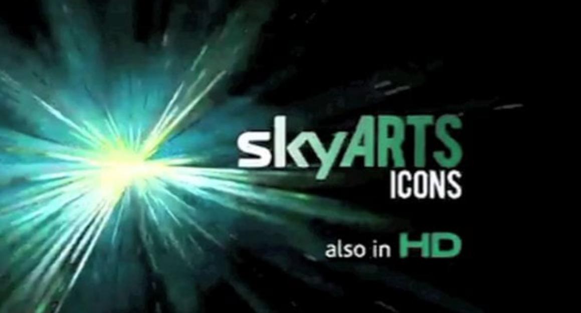 Sky Arts Idents