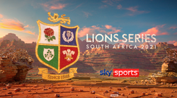Sky Sports _ Lions Series - South Africa 2021
