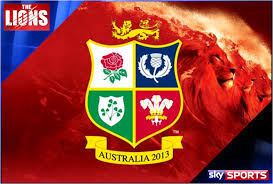 The Lions tours