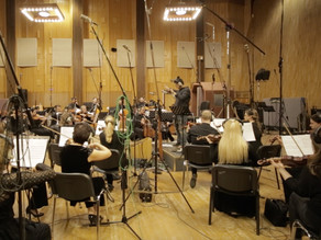 Moscow Orchestra Session