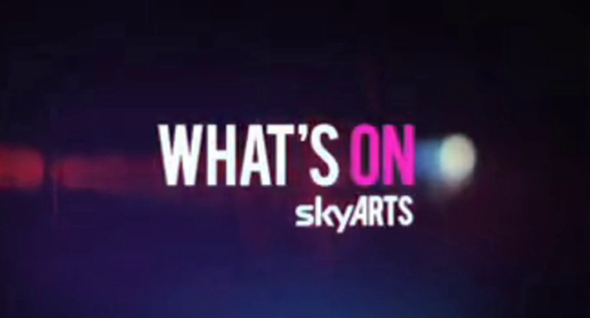Sky Arts Ident