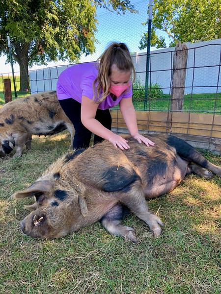 BM with pig.jpg