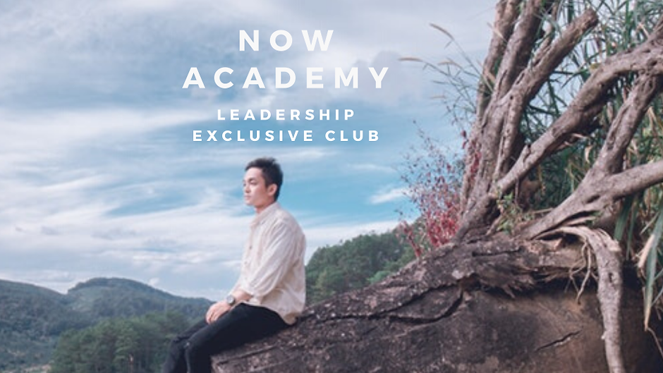 Now Academy Leadership Exclusive Club Brazil