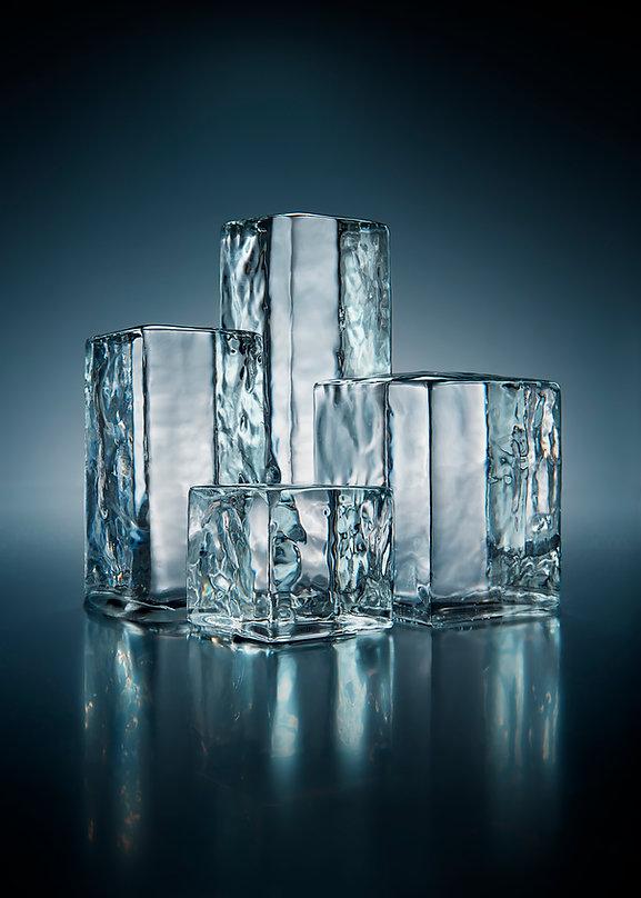 Clear Ice Ice cube