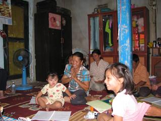 Sunday Night at Mae Sai's House
