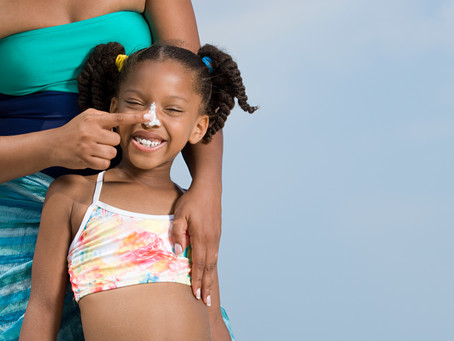 Keeping your kids safe in the sun
