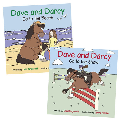 Dave and Darcy Bundle