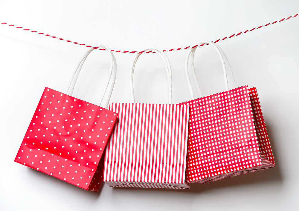 Eco-friendly plastic free party bags