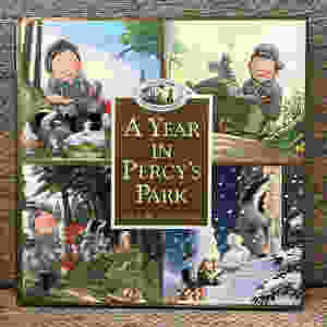 A Year in Percy's Park by Nick Butterworth