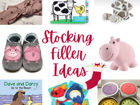 My favourite Christmas stocking filler ideas for kids