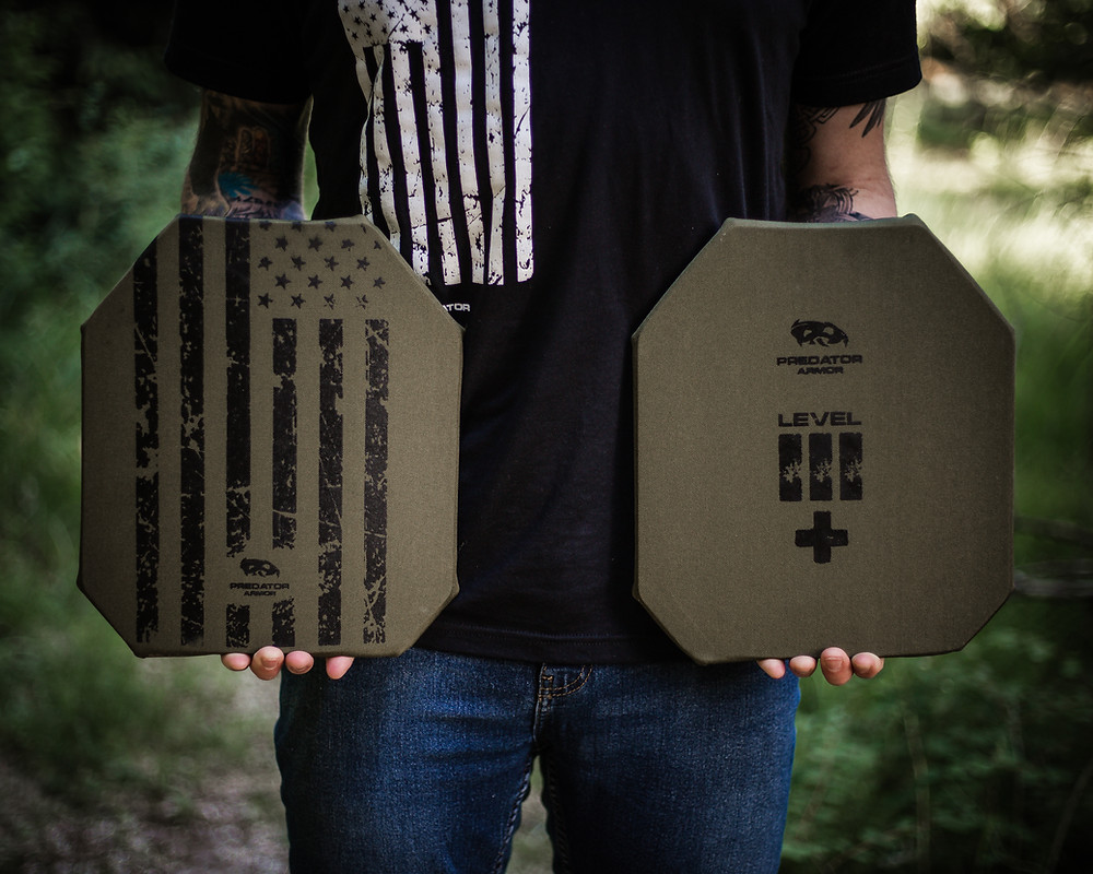 Competitively Priced Steel Armor Plates