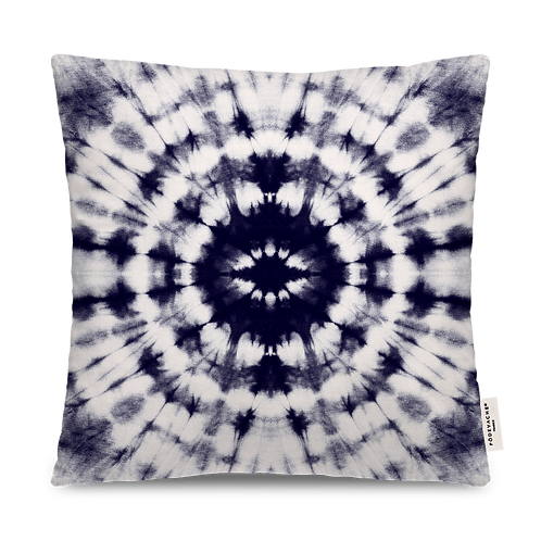 COUSSIN CARRE OUTDOOR TIE AND DYE