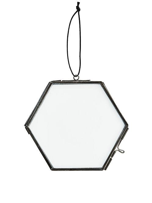 Cadre Photo hexagonal
