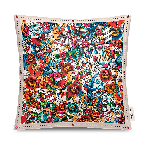 COUSSIN CARRE OUTDOOR TATOO