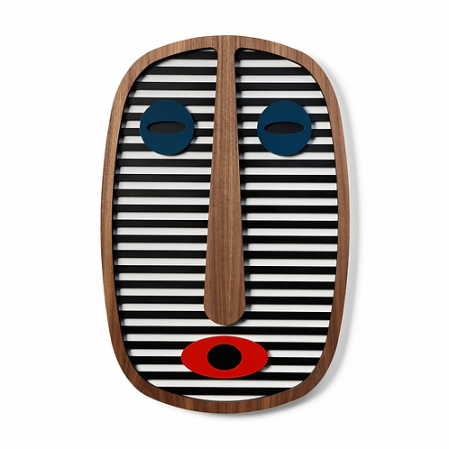 Masque africain moderne