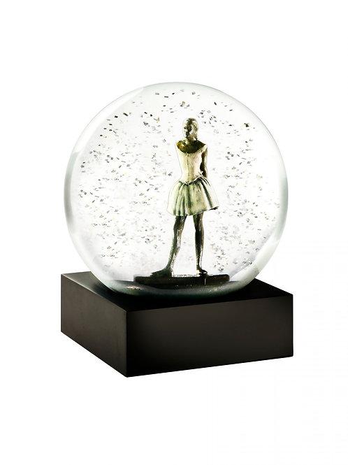 Snow globe dancer
