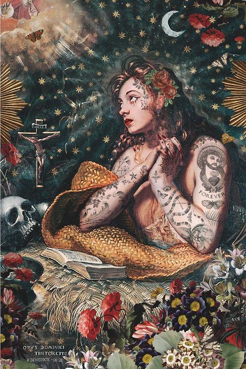 Affiche A3 Marie Madeleine