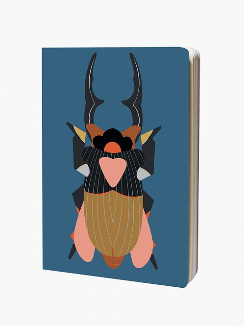 Sketch book - Format A4 - Giant stag beetle