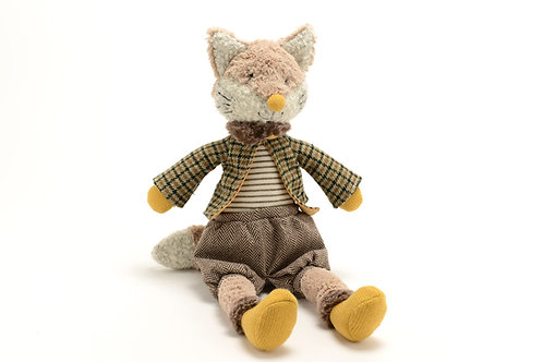 peluche chat Paolo