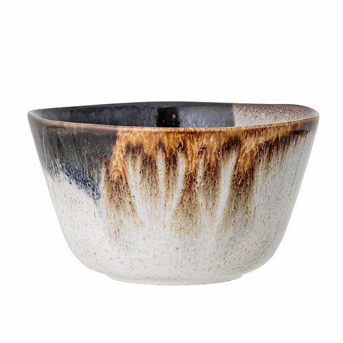 Jules Bowl, Multi-color, Stoneware