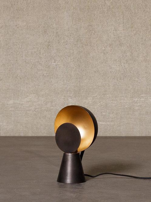 Mini LAMPE Hide  Seek noir et or