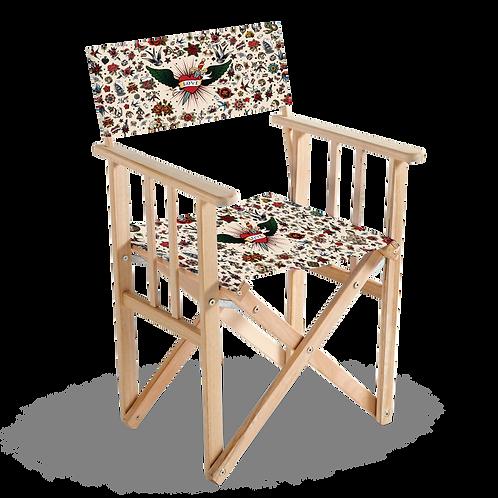 Chaise metteur en scène