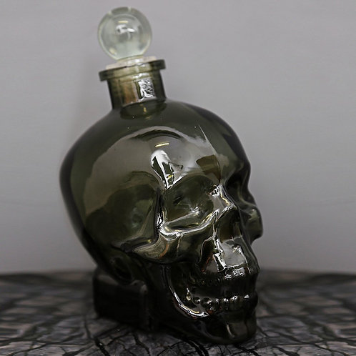 Skull decanter - carafe tête de mort-
