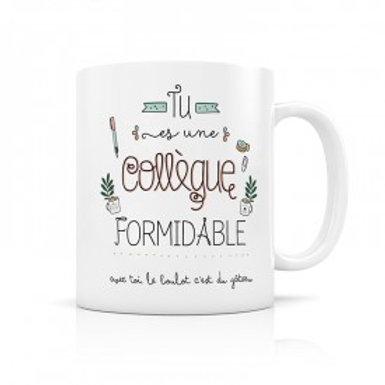 Mug Ceramique - Collegue -