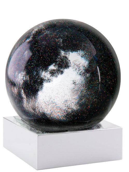 Snow globe eclipse noir