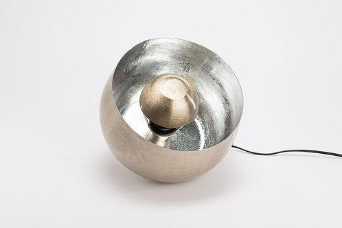 Lampe table SAMUEL Argent MM