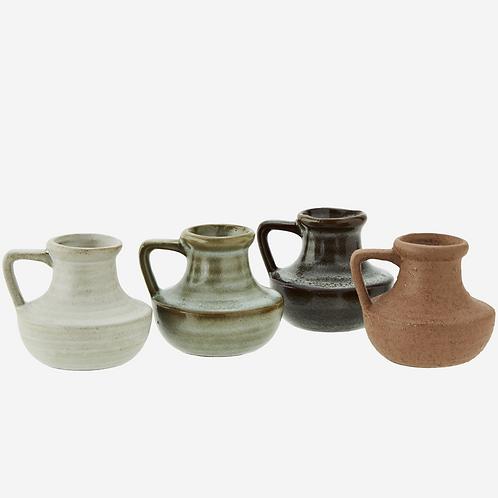 4 Petites poteries assorties