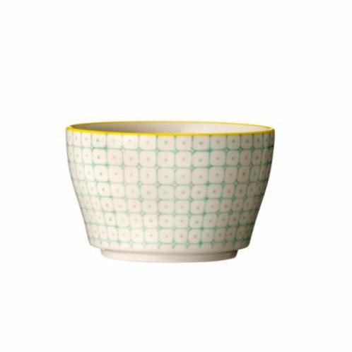Carla Bowl, Multi-color, Stoneware