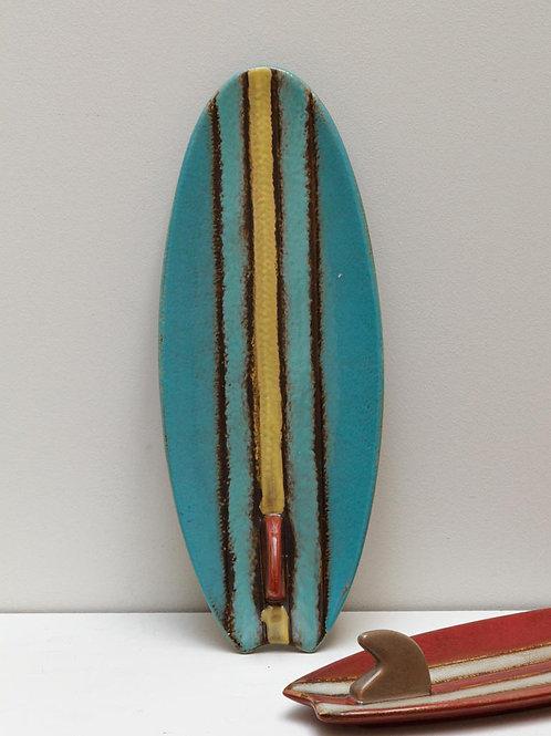 Petit plat surf bleu