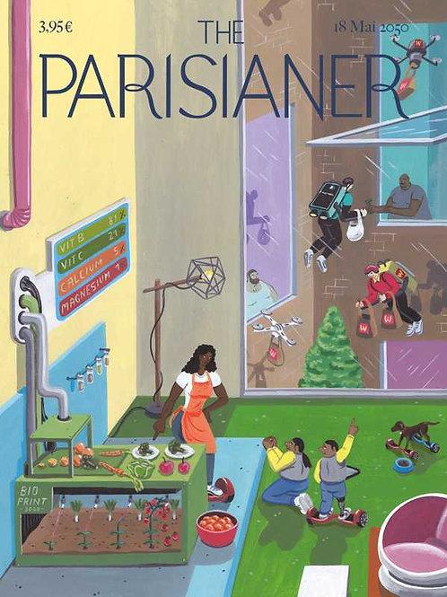 Affiche The Parisianer 2050