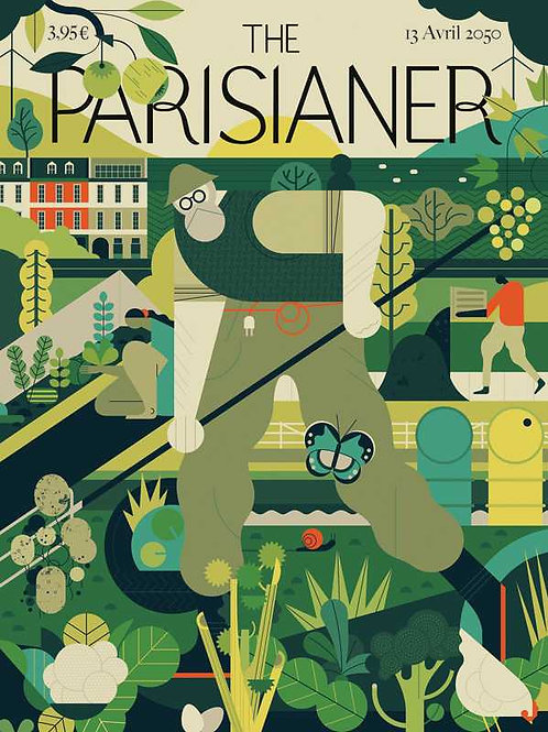 Affiche The Parisianer 2050