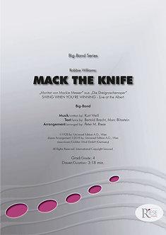 Mac the Knife • Mackie Messer • BB